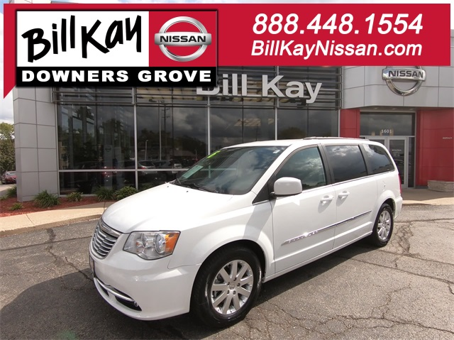 Pre Owned 2016 Chrysler Town U0026 Country Touring