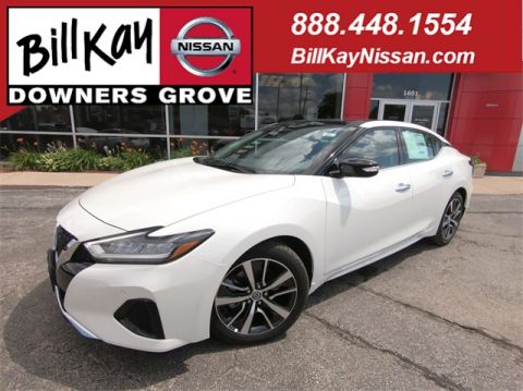 New Nissan Maxima >> New 2019 Nissan Maxima 3 5 Sl With Navigation