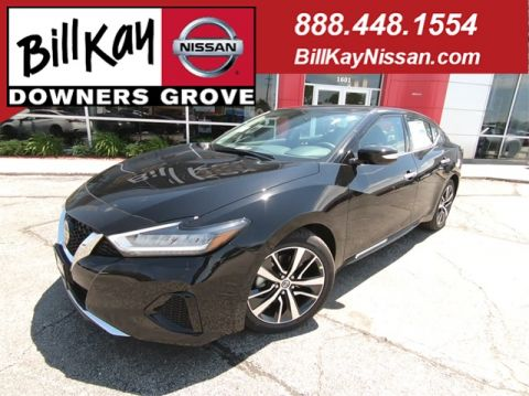 New 2019 Nissan Maxima 3.5 SV With Navigation
