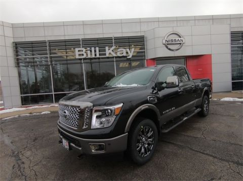 New 2019 Nissan Titan XD Platinum Reserve With Navigation & 4WD