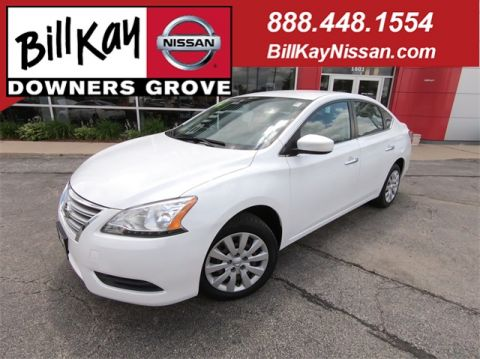 Certified Pre-Owned 2014 Nissan Sentra FE+ S