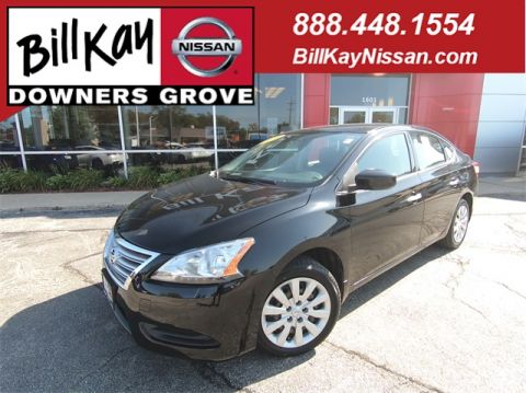 Certified Pre-Owned 2015 Nissan Sentra SV