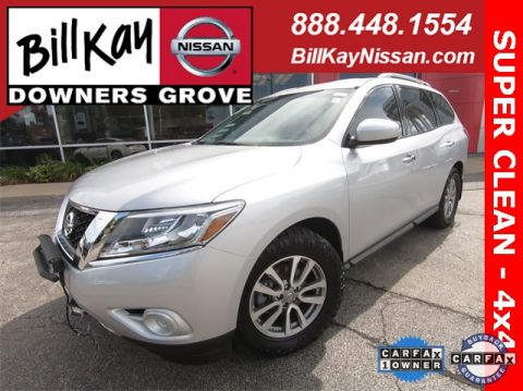 Certified Pre-Owned 2016 Nissan Pathfinder S 4WD