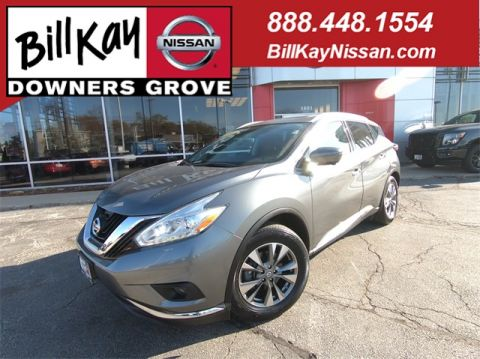 Certified Pre-Owned 2016 Nissan Murano SL With Navigation & AWD