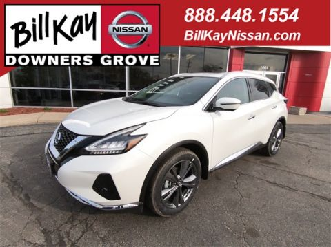 New 2019 Nissan Murano Platinum With Navigation & AWD
