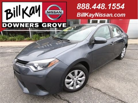 Pre-Owned 2014 Toyota Corolla LE FWD 4D Sedan
