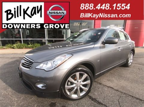 Pre-Owned 2015 INFINITI QX50 Journey